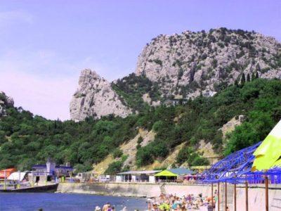 Гора Кошка в Крыму
