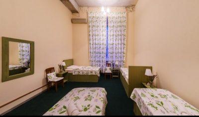 Отель и пекарня «Круассан»
