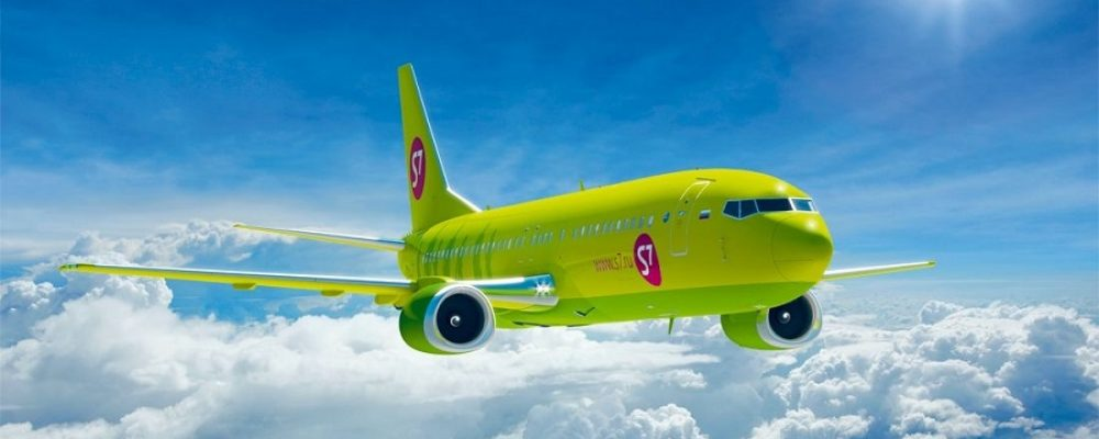 Перевозка животных авиакомпанией «S7»